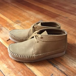 Clarks Boots NEVER WORN